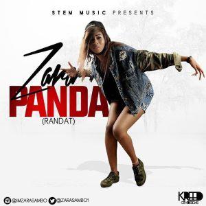 Zara Panda Cover